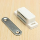 Cupboard Door Cabinet Magnetic Catch Wardrobe Self-Aligning Latch Stopper Home Furniture Hardware