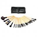 32 PCS Makeup Brush Set Cosmetic Pencil Lip Liner Make Up Kit Holder Bag