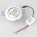 3W LED Ceiling Down Light Bulb Lamp 85V-265V Warm White