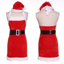 Sexy Women Christmas Party Clothes Cosplay Party Dress Nightclub Costumes