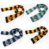 Magic House Knit Stripe Scarf Cosplay Warm Costume