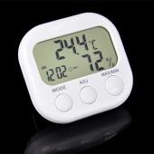 Home Digital Thermometer Hygrometer Electronic Moisture Meter Temperature Measuring Sensor