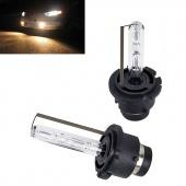 2Pcs Car Xenon HID Lights D2S 35W HID Xenon Bulb Headlight Auto Lamp Light For Car Headlight 4300K