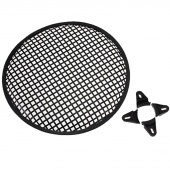 12Inch Car Truck Auto Audio Speaker SubWoofer Grills Cover Mesh Guard Protector