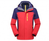 Men's Outdoors Mountaineering Clothes Ski Suit Waterproof Down Coat