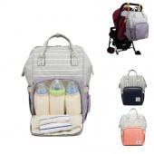 Diaper Bag Multi-Function Waterproof Large Capacity Nappy Backpack for Travel with Baby
