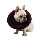 Pet Supplies Cat Dog Recovery Wound Healing Protective Collar Anti-bite Foam Comfort Cotton Collar