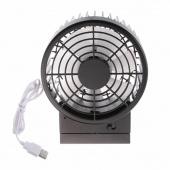 Indoor Mini HD1080P USB Portable Fan Design Wireless WIFI IP Hidden Micro Camera