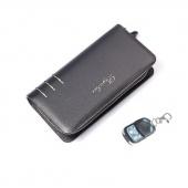 HD Camera Wallet Handbag Hidden Cam DVR Video Recorder with Remote Control
