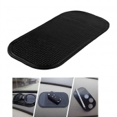 Car Grip Pad Non Slip Sticky Suction Self-adhesive skidproof Dash Cellphone Mount Holder Mat