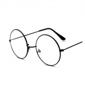 Vintage round Glasses Men Frame Eyewear Clear Glasses Women Optical Frame round Glasses