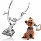 Professional Kit Animal Pet Cat Dog Hair Trimmer Shaver Razor Grooming Clipper