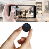HDQ15 Wifi 1080P Camera Vlog Camera for Youtube Infrared Night Vision FPV Camera IP Camera APP Power Display