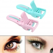 Portable Long Lasting Resin Silicone Makeup Tools Lashes Curling False Eyelashes Eyelash Curler Beauty Tool Curl Eyelash Eyelashes Clip