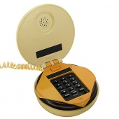 Novelty Juno Hamburger Cheeseburger Burger Home Desktop Corded Phone Telephone