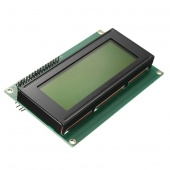 LCD 2004 20X4 Character Display Module Blue Serial for Arduino IIC/I2C Interface