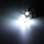 T10 3W 6 LED 5630 SMD 168 194 W5W White Car Turn Signal Wedge Side Light Bulb