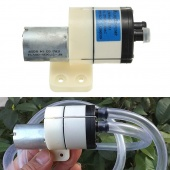 DC 12V High Pressure Water/Air Pump Self-priming Pump Diaphragm Pump Vacuum Pump