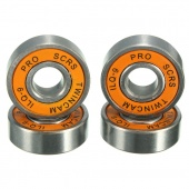 608 Stainless Steel Inline Skate Skateboard Bearing for ABEC-9 608RS ILQ-9