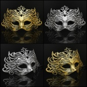 Adults Roman Gladiator Masquerade Venetian Carnival Halloween Mask Fancy Dress