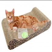 New Classic Cat Kitten Scratching Box Board with Catnip Pet Toy Play Activity