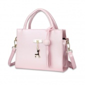 1Pcs Women Fashion Handbag Leather Purse