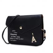 Women Leather Handbags Shoulder Girl Messenger bag