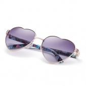 Fashion Sunglasses Love Sunglasses Polarizing Glasses Pattern Glasses