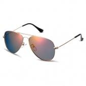 Unisex Fashion Sunglasses Metal Children Polarized Sunglasses