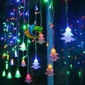3.5M 96 LED New Year Christmas Xmas Wedding Party Holiday Led Fairy String Lights