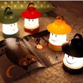 Multi-function LED Night Light Tent Light for Children Hanging Bulb Lamp