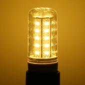 E27 4W AC 110V 400LM SMD-5730 6500K 36 LEDs Corn Light E27