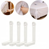 4PCS Bed Sheet Slip Non-Slip Clip
