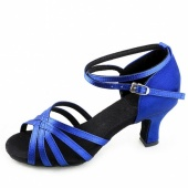 Fashion Women's Brillante Latin Ballroom Dance Shoes Latin Shoes 3 Color