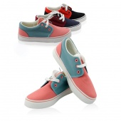 "Fashion Women Canvas Shoes Candy Sneakers Ladies"" Casual Shoes 3 Colors"