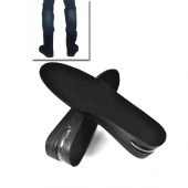 Man 5cmup Air Cushion Increase Shoes Height Insole Taller Pad