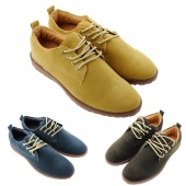 Fashion British Style Shoes Casual Men