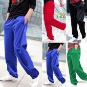 Casual Men's Sports Sweatpants Outdoor Sports Loose Trousers L~XXL