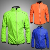 Outdoor Sports Cycling Wind Coat Long Sleeve Jacket Jersey