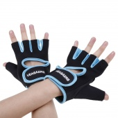 Sport Cycling Fitness GYM Half Finger Weightlifting Gloves Exercise Training
