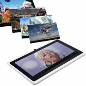 """8GB 7"""" Google Android 4.0 Tablet PC A13 Capacitive Screen Camera MID Wifi White"""