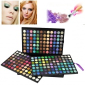Pro Ultimate Eye Shadow Makeup Palette Eyeshadow Set 252 Color