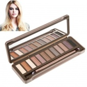 Professional 12 Colors Eye Shadow Makeup Set Naked Eyeshadow Palette Gift