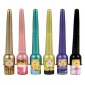 Luck Baby Waterproof Liquid Eye Liner Eyeliner Pen Makeup Cosmetic Black