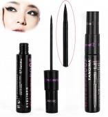 Long Lasting Black Smooth Waterproof Eyeliner Liquid Pen Makeup Eye Liner Pencil