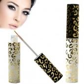 Leopard Makeup Fake False Eyelashes Double Eyelid Instant Adhesive Lasting Glue