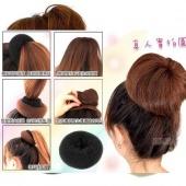 Hair Bun Ring Donut Shaper Hair Styler