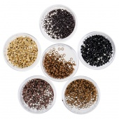250 PCS Nano Micro Rings Beads for Use with Nano Hair Extensions