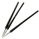 3PCS Nail Art Brush Pen Painting Design Set Liner Drawing