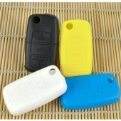 Key Case Holder Bag Entry Remote Fob Silicone Key Cover for Car Auto ENE